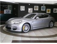 2010 PORSCHE PANAMERA TURBO PDK REAR ENTERTAINMENT Ceramic brakes Every concievable option!