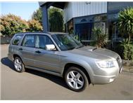 Subaru - Forester 2.5 XT (169 kW) Sports Shift Auto Premium