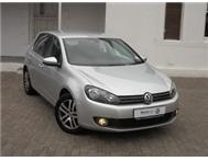 2012 VW GOLF 6 1.4 TSI COMFORTLINE MANUAL