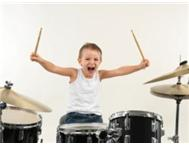 Fun & Professional Drum lessons - We Come to You