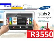 Brand new!!! Samsung TAB2 with 2 year warranty!!! 1GB wifi