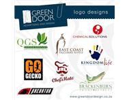 Green Door Advertising and Design | Logo Design