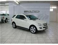 2010 Mercedes-Benz ML350 CDI 4 Matic