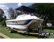 Deep Sea Fishing Boat For Sale !!