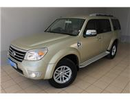 Ford - Everest 3.0 TDCi XLT 4x4