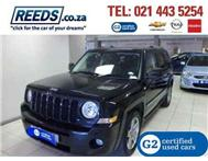 2007 JEEP PATRIOT 2.4L Limited auto