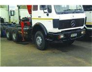 Mercedes Benz 2628 V-Series (6x4)-