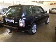 06 RANGE ROVER BIG BODY 4.2 V8 SC A/T MMA WHOLESALERS