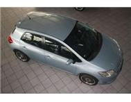 2008 Toyota Auris 160RT