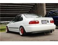 I m looking to Buy a HONDA Ballade/civic/ toyota tazz / Corsa