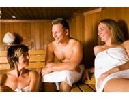 4 PERSON CORNER FAR INFRARED SAUNA SALES
