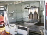 SHWARMA MOBILE TRAILER