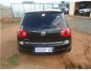 VW GOLF 5 1.6. FOR SALE