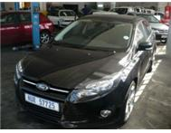 2012 FORD FOCUS 2.0 GDI SPORT FINANCE ARRANGED MCCARTHY VW