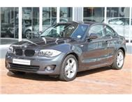 2012 BMW 120d Coupe A/T