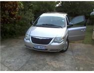 2005 chrysler grand voyager in mint condition