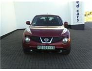 2012 Nissan Juke 1.6 Accenta for only R4000 P/Month!!!