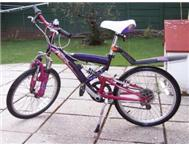 Girls bicycle UK import