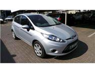 2011 FORD FIESTA 5-door 1.4 Ambiente