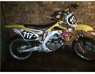 RMZ450 2007 and Trailer Make Offer or swop