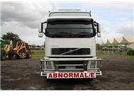 2007 VOLVO FH 16 550 HORSE WITH HUB REDUCTIONS (WITH WEAR CHECK REPORTS).