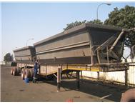 34 Ton Interlink Side Tipper for Rent