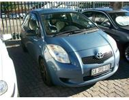 2007 TOYOTA YARIS T1 3Door