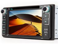Toyota Car DVD Navigation Bluetooth Ipod Radio USB Tyre Pr