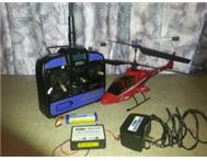 BLADE C X2 REMOTE HELICOPTER FOR SALE.
