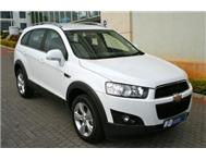 2011 Chevrolet Captiva 2.4 LT AWD