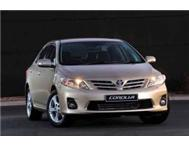 2012 Toyota Corolla 1.6 Advanced A/t