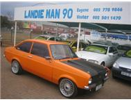 1976 FORD ESCORT MK 2 V6 FULLY C... Pretoria