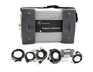Diagnose program and code for Mercedes Benz (MB Star C3)