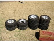 Tires and Rims for Yamaha YZF 450 Q...
