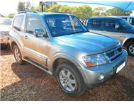 2005 MITSUBISHI PAJERO 3.5 DiD 3 Door
