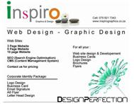 Web Design and corporate imaging