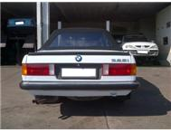 E30 BMW 325i Convertible / Drop Top...