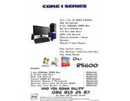 Core i3 & i5 Full Systems