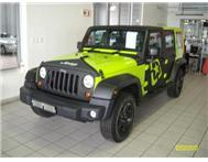2013 JEEP WRANGLER 3.6L Sahara Unlimited