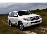 Toyota Land Cruiser 200 4.5 D V8