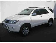 2010 TOYOTA FORTUNER 3.0 D-4D Dsl AT