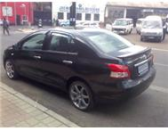 Black Toyota Yaris T3 Plus2008