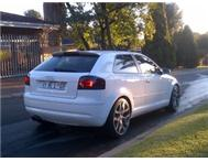 2008 Audi A3 2.0T low km perfect