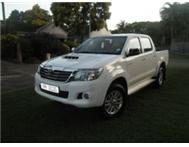 2012 HILUX 3.0 D4D DOUBLE CAB 4X4 FOR SALE