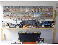 RC Nitro Cars and Accessories