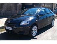2008 Toyota Yaris T3 Sedan For R78 000