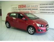 Chevrolet Sonic 1.6 LS 5-Door used for sale - 2012 Port Elizabeth