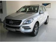 Mercedes-Benz ML350 BlueTec