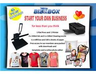 Start own T-shirt printing business for less then R7000