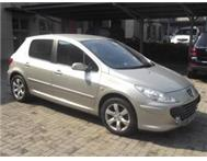 2008 Peugeot 307 2.0 XS IRB World Cup Edition